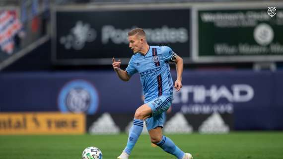 NYCFC rebuild will be without the Ring leader