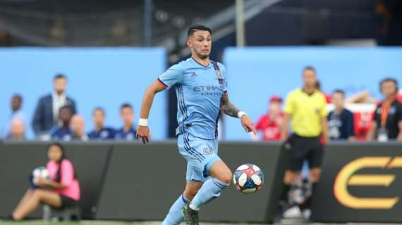 Valentin Castellanos on Argentina U-23 call-up: Coming to MLS was right decision