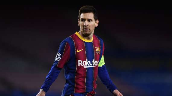 Messi to MLS: bought a family apartment in Miami