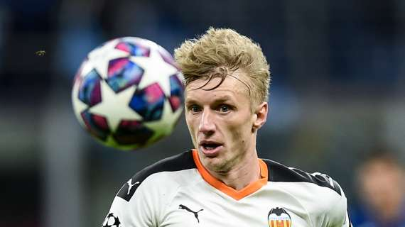 TRANSFERS - Offer for Daniel Wass - Valencia not happy with amount