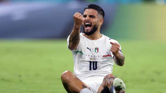 SERIE A - Napoli, still no offers for Insigne's new deal