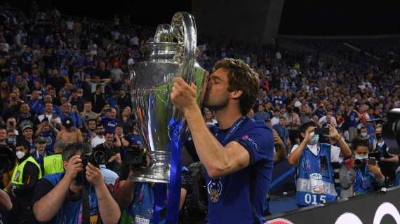 TRANSFERS - Inter Milan meeting Marcos Alonso's agent