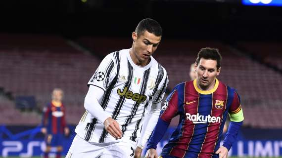 TRANSFERS - PSG dreaming to side CR7 to Messi, if...