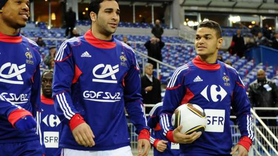 TRANSFERS - Two clubs after former French international Ben Arfa