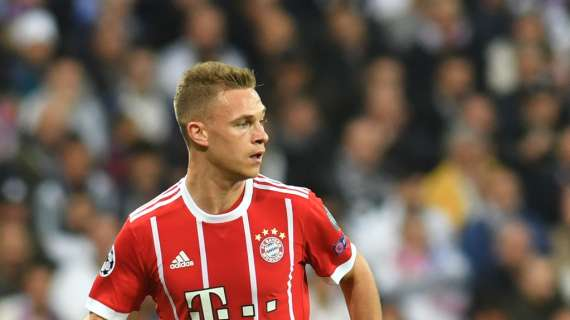 BUNDESLIGA - Bayern, Kimmich is ready to sign a new contract