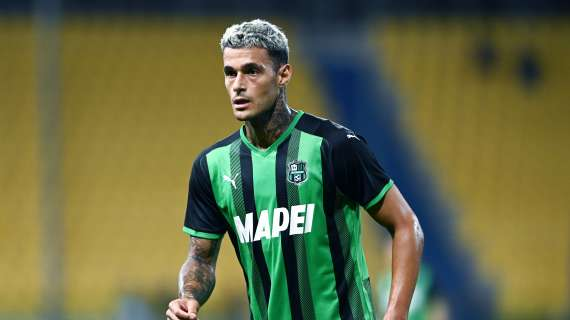 SERIE A - Inter and Fiorentina to compete for Sassuolo striker