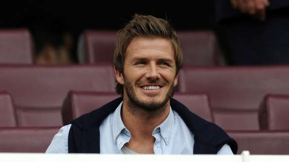 OFFICIAL - Beckham's son signs his first pro contract