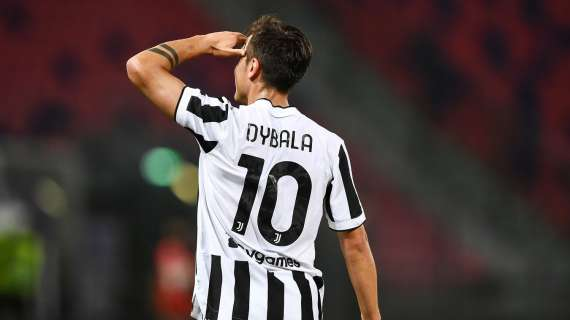 SERIE A - Juve and Dybala still not talking about an extension