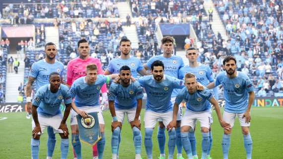 PREMIER - Manchester City, Foden set for new contract