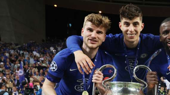 TRANSFERS - A-listers crowding after Chelsea fiasco Werner