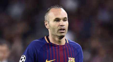 Barça, Iniesta out contro l'Olympiacos